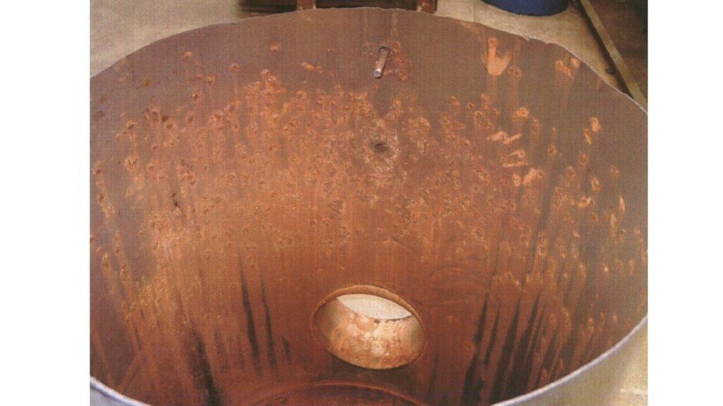 Efectos de la manipulación de los ánodos electrónicos en un depósito de ACS